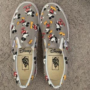 Disney Mickey Mouse Vans